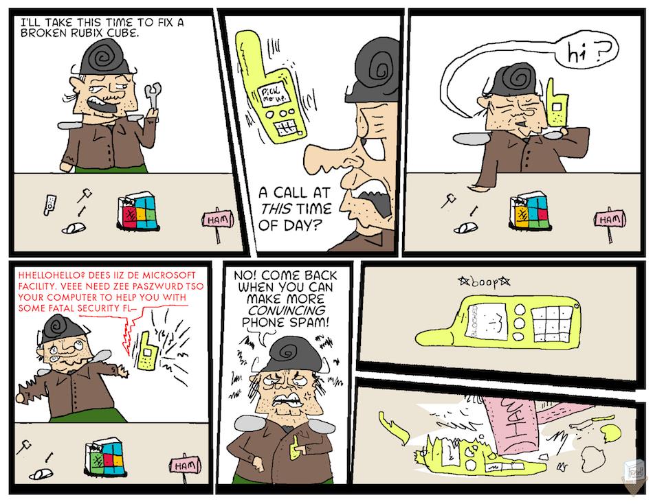 Junk Calls